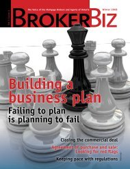 Failing to plan is planning to fail Failing to plan is planning to ... - IMBA