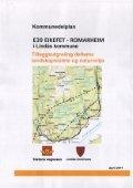 Statens vegvesen E39 Eikefet - Romarheim. Konsekvensutgreiing ... - Page 4