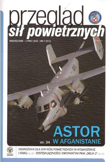 Przegląd Sił Powietrznych (LIPIEC 2008) - TELDAT