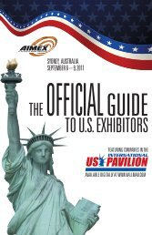 Exhibitors - Kallman Worldwide Inc.