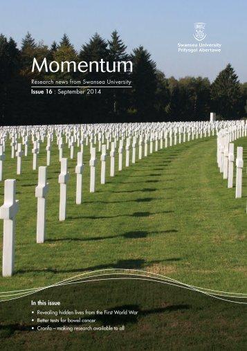 Momentum Issue 16