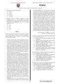 prova d'ingresso a.a. 2012 - Scienze della Formazione - Università ... - Page 7
