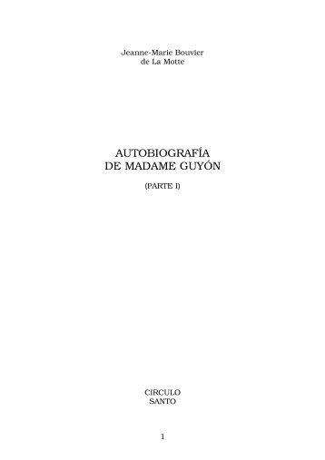 Autobiografía (Parte I) - Cristianía