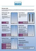 Shaft ladders - Home KRAUSE Systems - Page 2