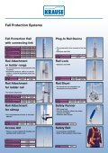 Shaft ladders - Home KRAUSE Systems - Page 3