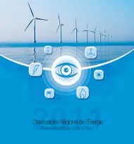 Téléchargement - L'Observatoire Régional de l'Energie