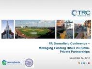 Private Partnerships - ESWP