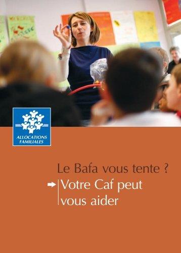 Le Bafa mode d'emploi - Caf.fr