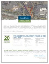 EMINENT DOMAIN LAND VALUATION And - Duane Morris LLP