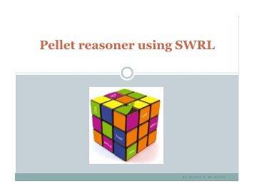 Pellet reasoner using SWRL - CWI