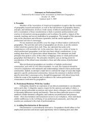 AAG_Statement on Professional Ethics.2006