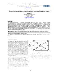 Recursive Shortest Route Algorithm Using Abstract Data Type, Graph