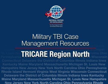 TRICARE Region North - Defense Centers of Excellence
