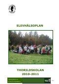 Thorildskolans vision och mål - Kungälv - Page 7