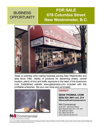 New Westminster, BC - NAI Commercial