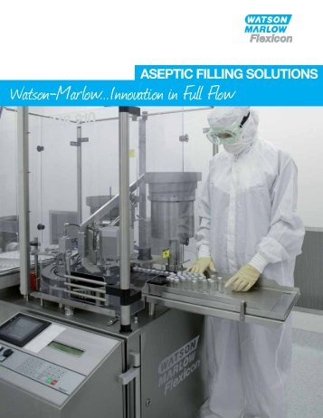 ASEPTIC FILLING SOLUTIONS - Flexicon.dk