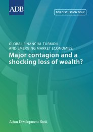 Major contagion and a shocking loss of wealth? - Maths-fi.com