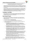 Inforce Programmierschnittstelle - Seite 3