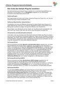 Inforce Programmierschnittstelle - Seite 5