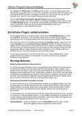 Inforce Programmierschnittstelle - Seite 6