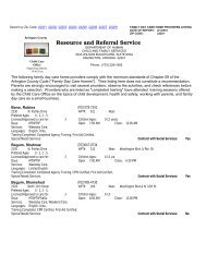 Search by Zip Code - Virginia Department of Social Services