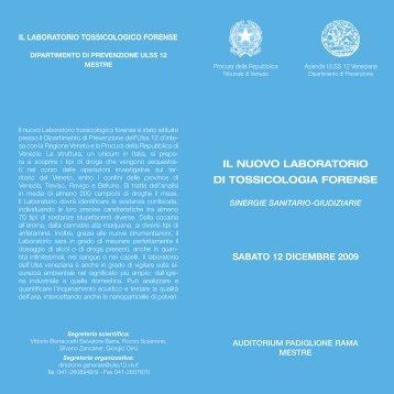 invito - Azienda Ulss 12 veneziana