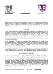 D. Manuel Navarro Lamolda con DNI. 24086282S y ... - Europa Laica