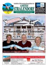 Heimatbilder - Amt Stralendorf
