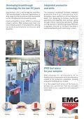 Presses Ranging from 200kg to 80t EMG - Industrial Technologies - Page 5