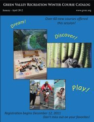 2012 Winter Catalog for web.pdf - Green Valley Recreation