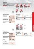 Verkehrsschilder Signaux routiers - Signal AG - Page 5