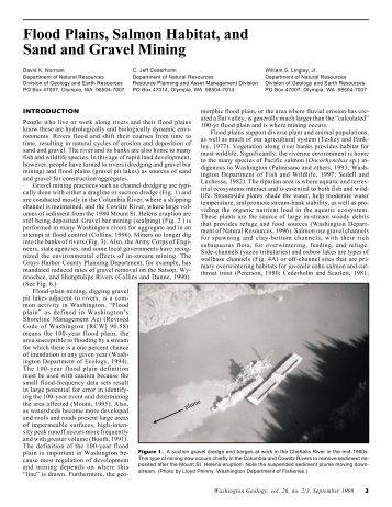 DNR 1996 Flood Report - Yakima County