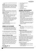 PV9610 PV1210 PV1410 PV1810 - Black & Decker - Page 6