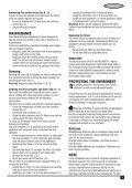 PV9610 PV1210 PV1410 PV1810 - Black & Decker - Page 7