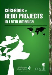 Casebook of REDD Projects in Latin America - Forest Trends