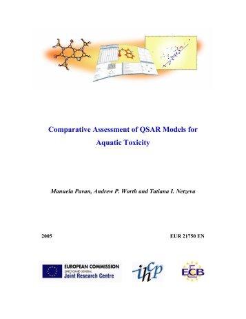 Comparative Assessment of QSAR Models for Aquatic Toxicity