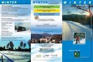 Winter in Zella-Mehlis - Rennsteig