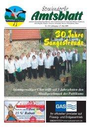 Stralendorfer Amts , blatt - Amt Stralendorf
