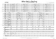 When You're Smiling - published score sample ... - Lush Life Music