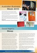 Newsletter February 2011 - Brighton Secondary School - Page 6