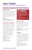 FITNESS AND FUN - Armbrust YMCA - Page 4