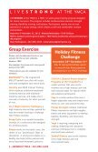 FITNESS AND FUN - Armbrust YMCA - Page 6
