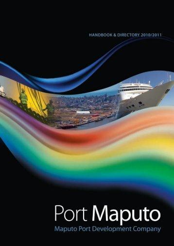 Port Maputo Handbook & Directory 2010/2011 - MCLI