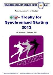 Announcement NRW Trophy 2013.pdf - Deutsche Eislauf-Union eV