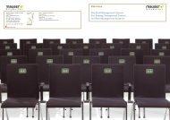SNS-Vision Das Stuhl-Management-System ... - Mauser SitzKultur