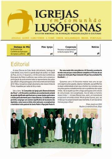 Jornal marco 2003 - FEC