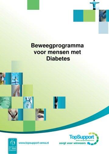 002 Beweegprogramma voor mensen met diabetes - TopSupport