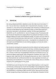 Unterrichtung des Verbrauchers - Institut für internationales und ...