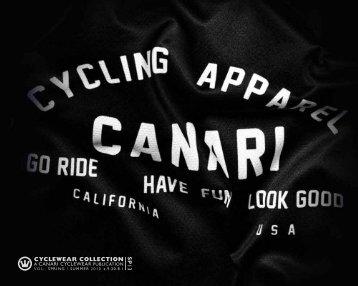 Spring 2013 - Canari