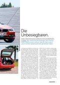 Duell der Athleten. - BMW Niederlassung Bonn - Seite 7
